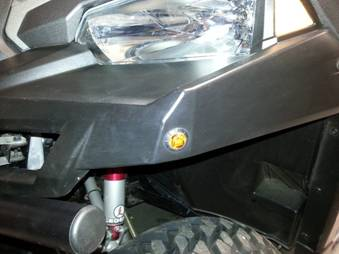 Front LED
